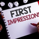 Top tips on how to make a good impression in your new job role
